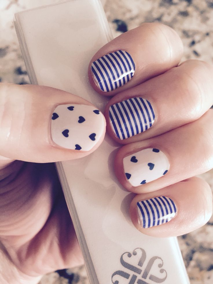Cute Jamberry nails