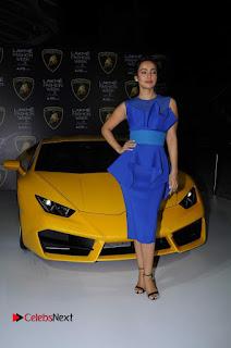 Actress Neha Sharma Latest Stills in Blue Dress at Lakme Fashion Week Summer Resort 2017  0011.jpg