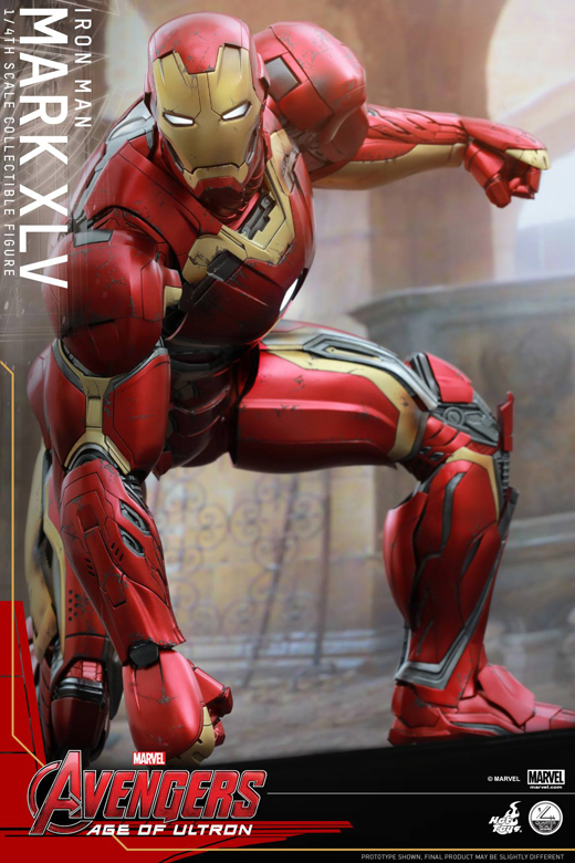 1/4 IRON MAN MARK 45