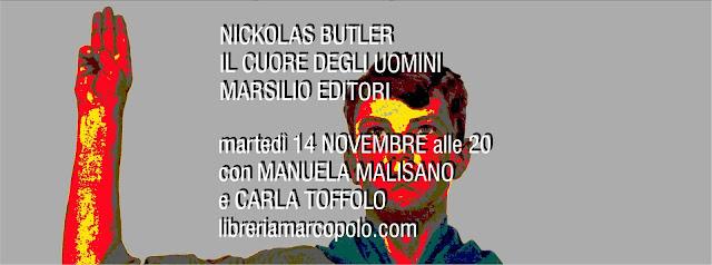 Nickolas Butler alla MarcoPolo - martedì 14 novembre