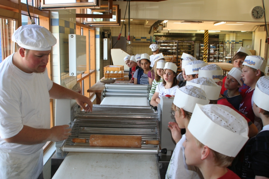 Bäckerei Drews Büdelsdorf