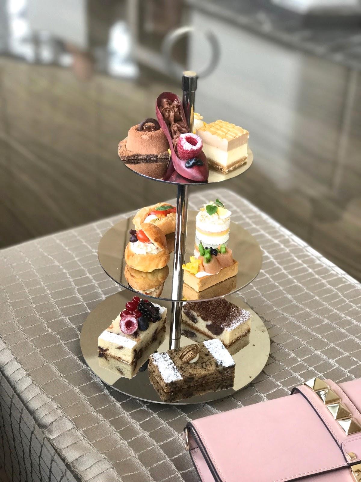 Afternoon Tea at Armani Hotel Dubai