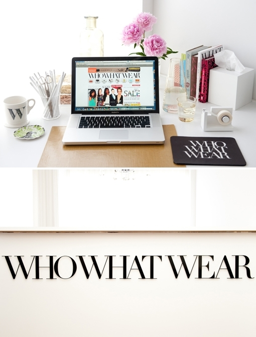 DELVING INTO THE OFFICES OF WHO WHAT WEAR