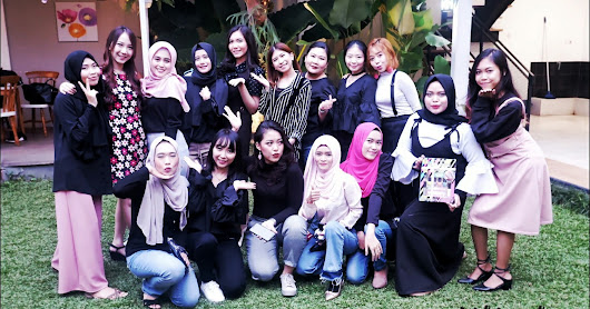 Event Report : Ramadhan Gathering with Martinez Cosmetic