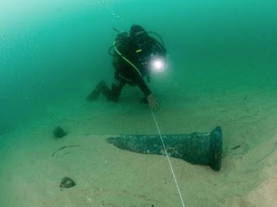 Ναυάγιο 400 ετών εντοπίστηκε στις ακτές της Πορτογαλίας