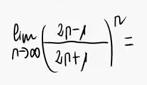 26. Límite de una sucesión (número e) 3