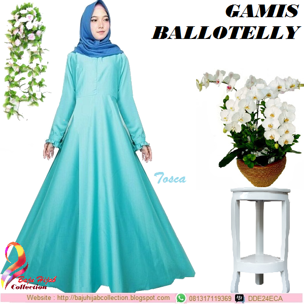Gamis Ballotelly Tosca