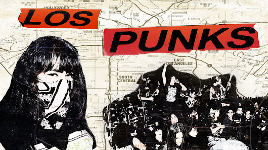 Be Peres: Los Punk: We are all we have - Netflix