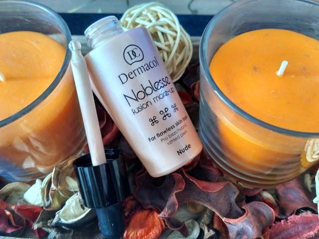 Dermacol novinka make-up