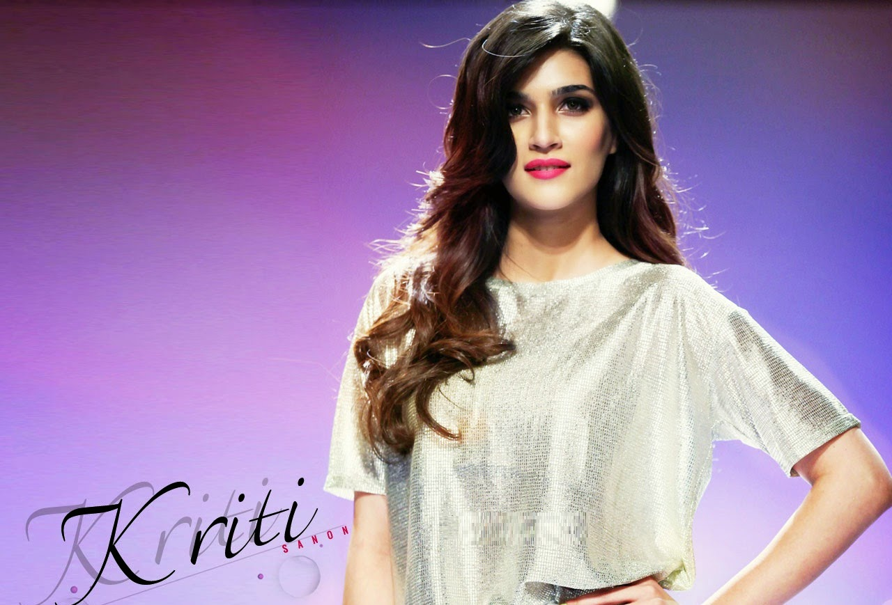 Bollywod Actress Kriti Sanon Hot HD Wallpaper - Images of love