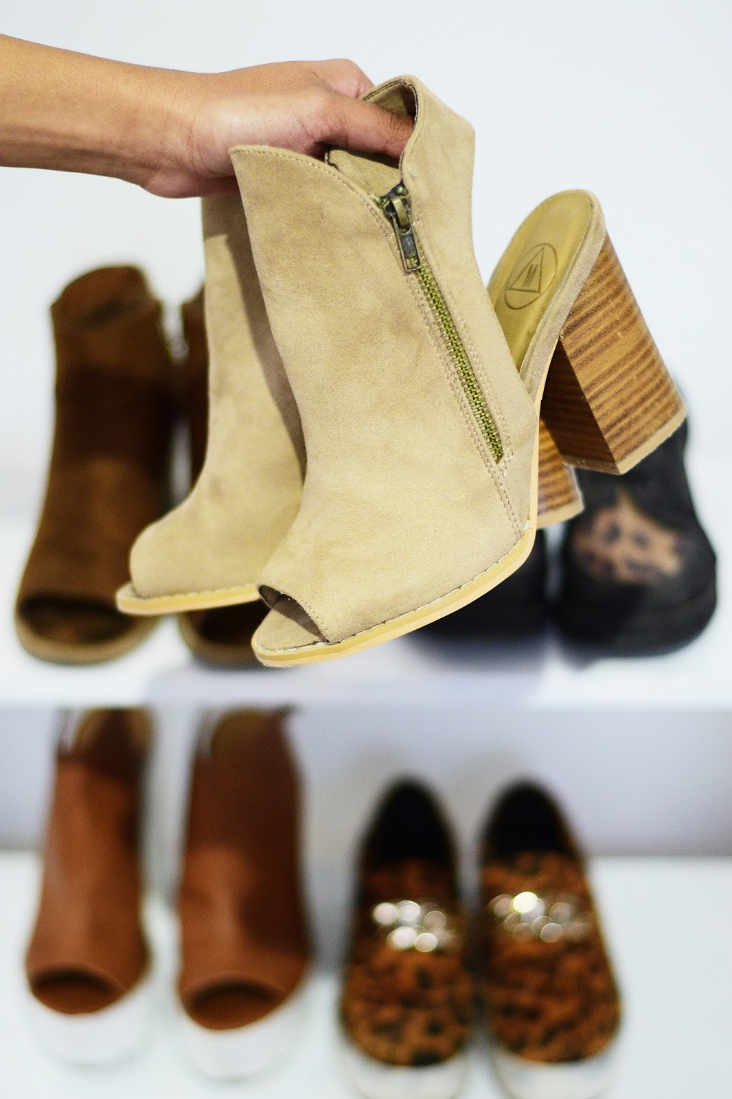 spring suede boots