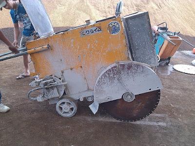 Khoan cắt bê tông tại Quảng Bình