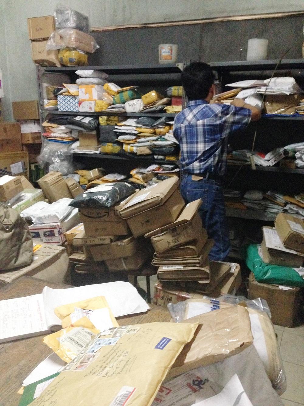 Taguig Postal Office