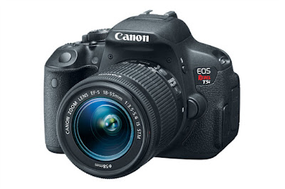 Canon EOS Rebel T5i Firmware Download