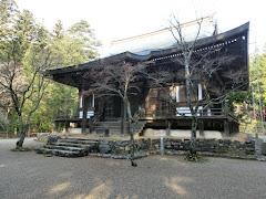 神護寺毘沙門堂