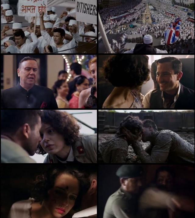Rangoon Official Trailer 720p HD Download