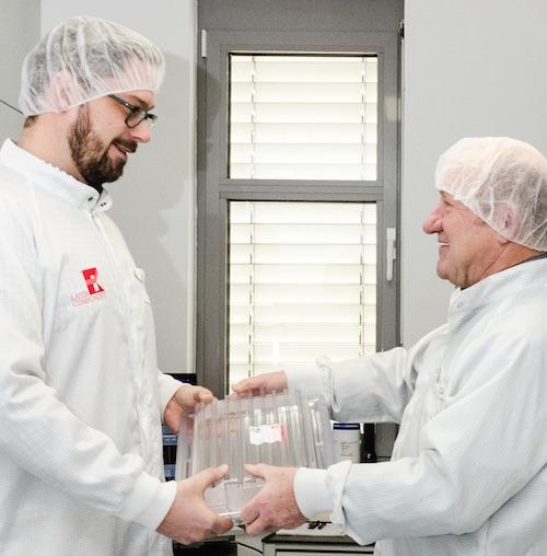 Christian Grunart & Uwe Schallenberg
