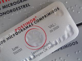 Sangramento após tomar pílula do dia seguinte (emergência)