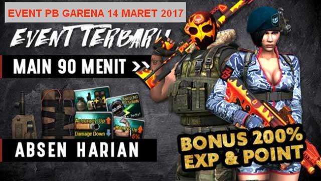 Event PB Garena 14 Maret 2017 Grand Final PBGC 2017