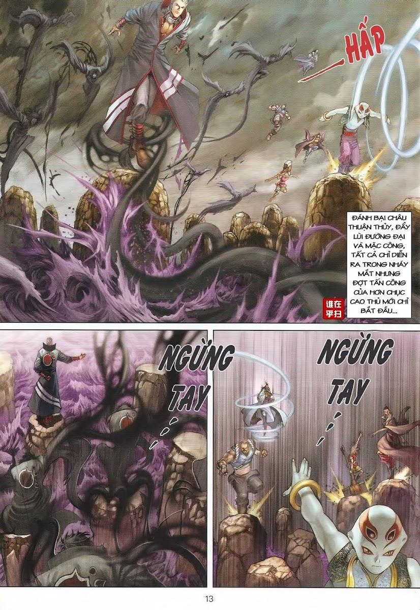 Ôn Thụy An Quần Hiệp Truyện chap 45 trang 13