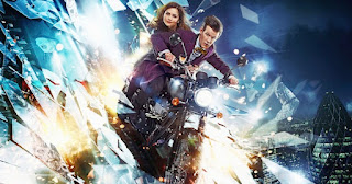 Doctor Who Season 7 Part 2 Clara Oswald Matt Smith Jenna Louise Coleman