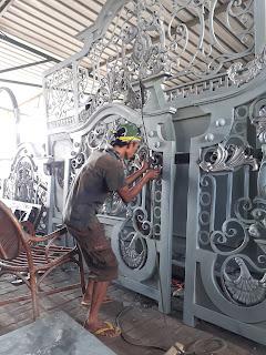 Pembuatan Pagar Besi Tempa Jakarta untuk Rumah Mewah