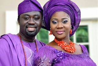 Mercy Johnson yet to recover from Mum's death – Husband says