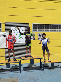 Podium Memorial Cubillo 2017