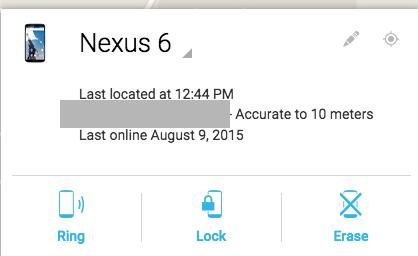 Begini  Cara Menemukan Ponsel Android yang Hilang atau Dicuri 6