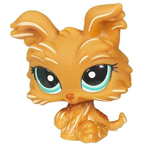Littlest Pet Shop Globes Yorkie 1407 Pet Lps Merch