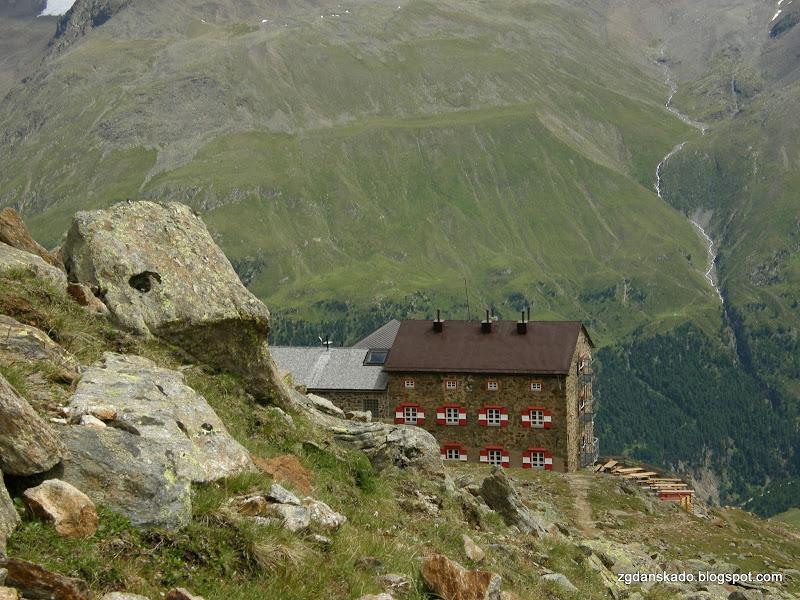 Ötztal - Breslauer Hütte