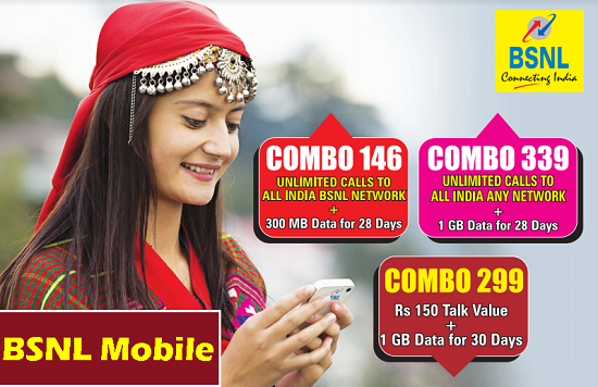 BSNL Mela Offers February 2017 (1st to 15th) : Switch to BSNL and get Free 3G SIM with Unlimited Free Calls to Any Network for 90 days