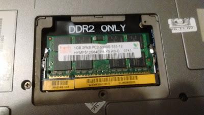 Aumentar la RAM en Dell Latitude D610