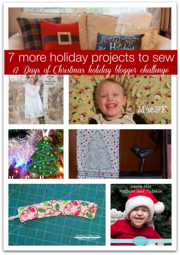 7 of 28 awesome tutorials -- vote for your favorite at Sew McCool