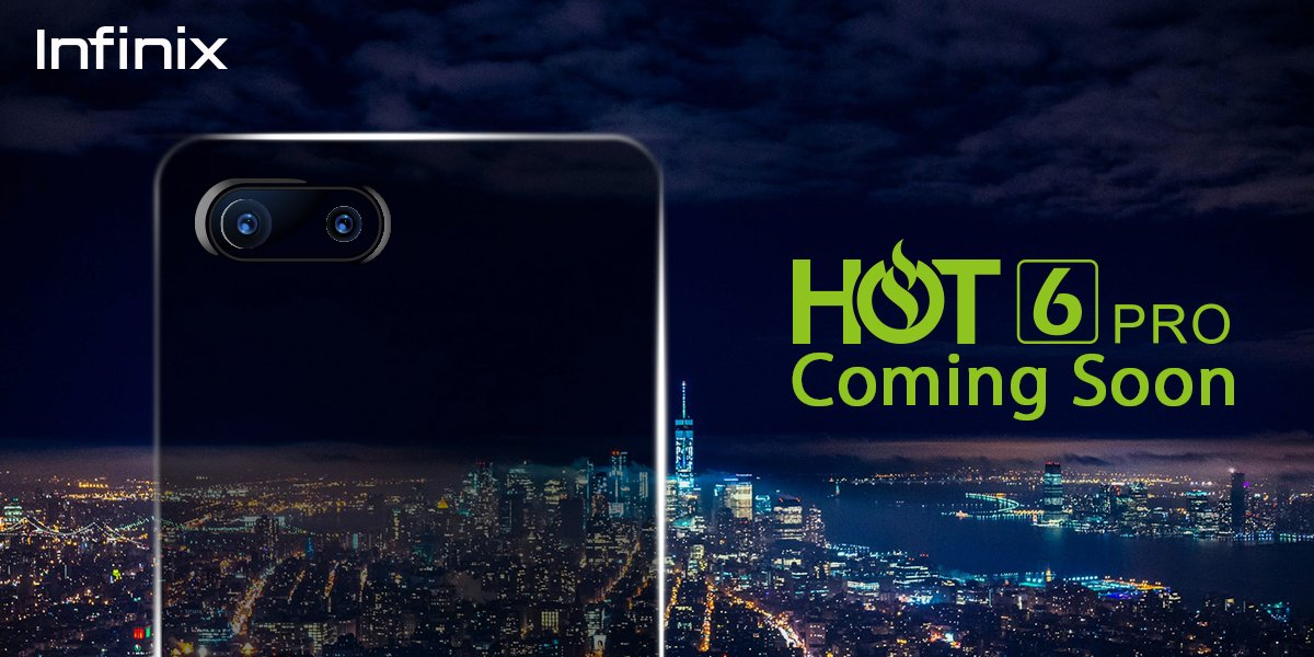 Infinix Mobile To Launch Hot 6/Hot 6 Pro With Snapdragon Processor, Dual Camera And Full-Screen Display In May