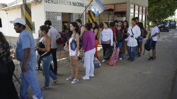 Gobierno argentino prepara paquete de medidas migratorias