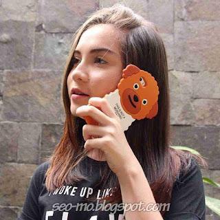 Gambar Cantik Elina Magdalena Joerg Pemeran Raina di Mermadi In Love