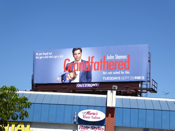 Grandfathered season 1 billboard