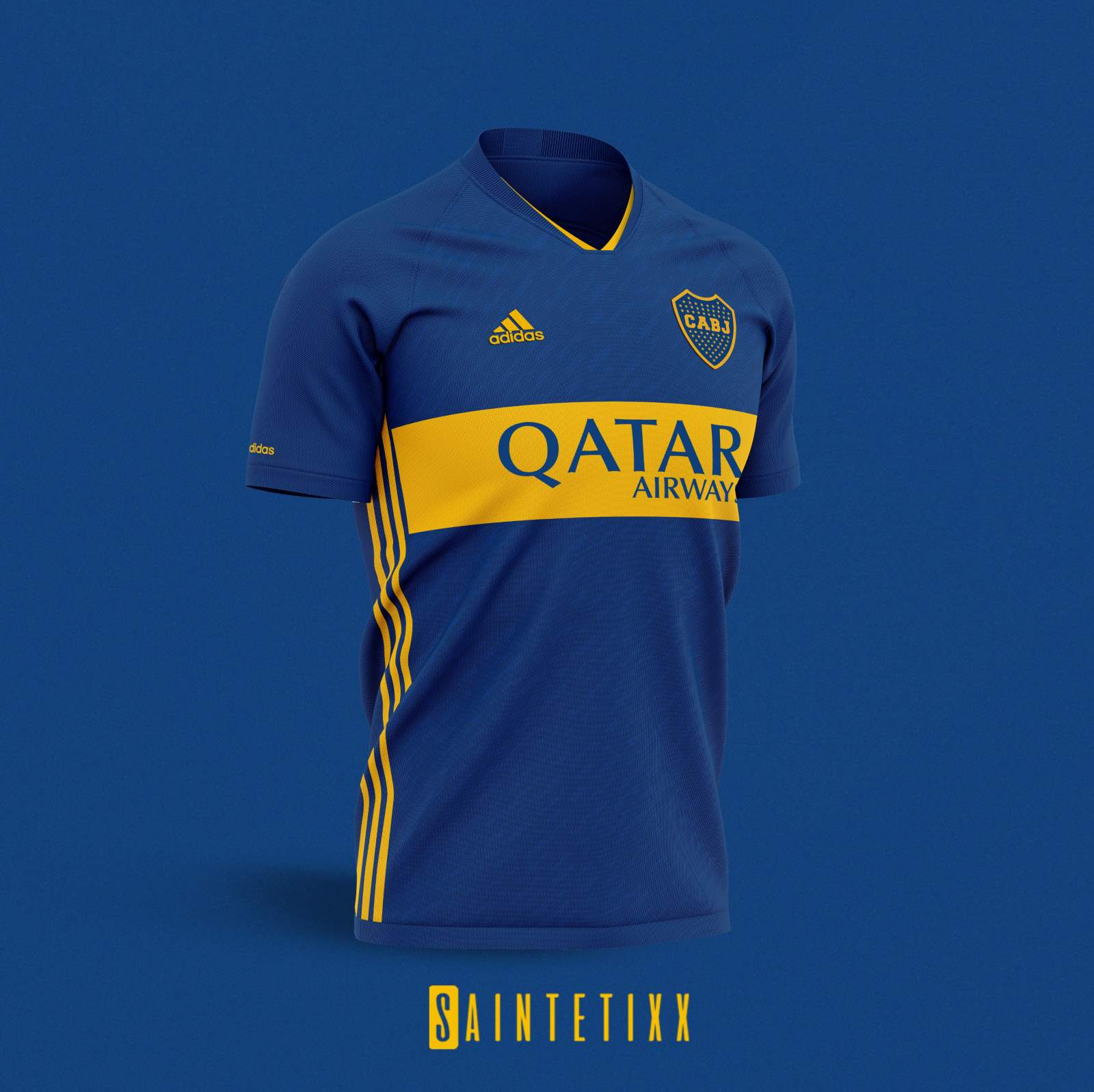 premium selection e0a32 0d5e0 No More Nike From 2020 - Adidas Boca Juniors Home, Away ...