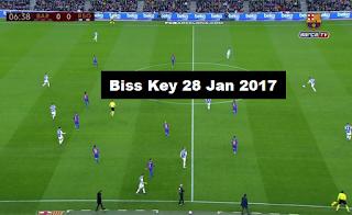 Biss Key 28 January 2017