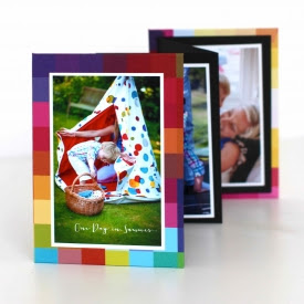 DIY Concertina Fold Photo Album