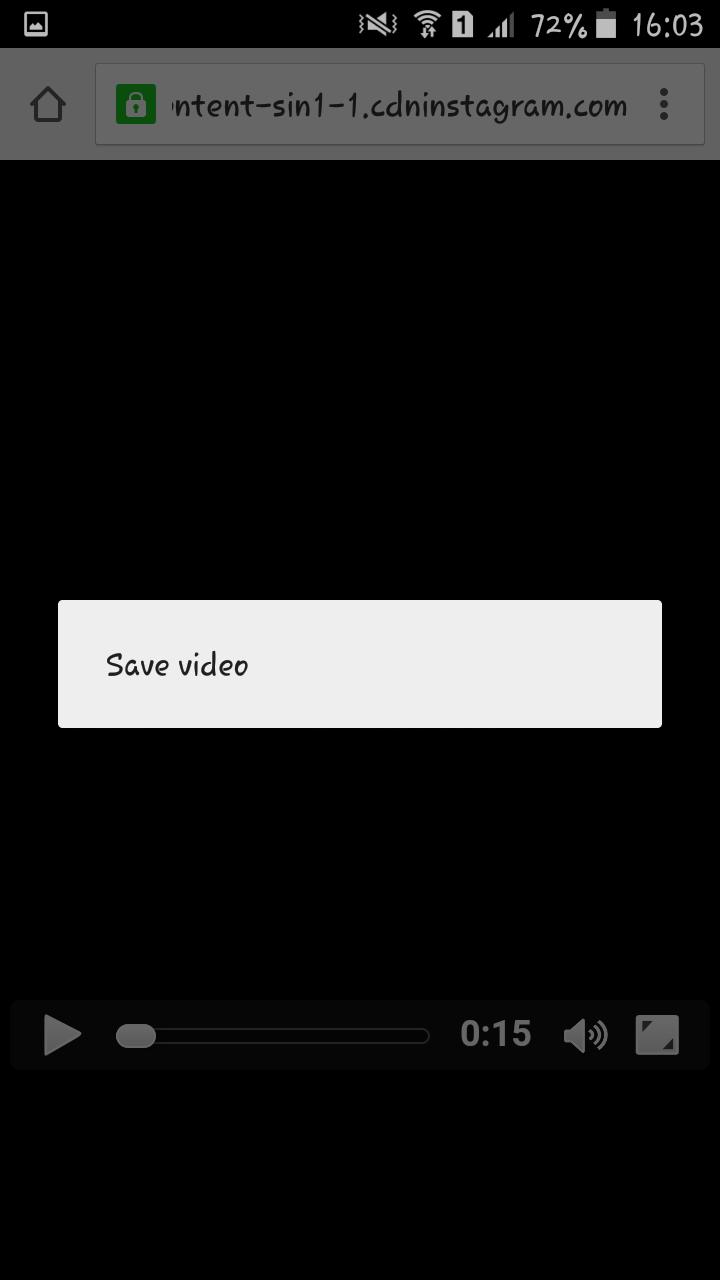 Video Instagram Download