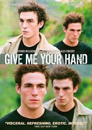 Give me your hand, 2008