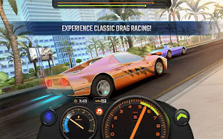 Racing Classics Apk Mod Combustível Infinito