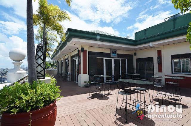 RESTAURANTS IN MANILA CAFE ROMANCON HOTEL BENILDE