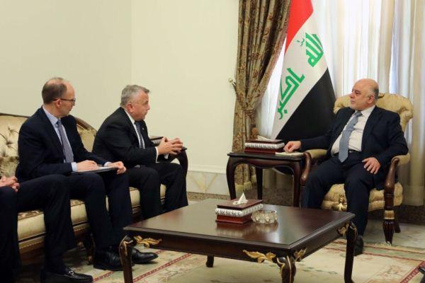 العبادي وسوليفان لتفعيل الاتفاقية الاستراتيجية العراقية الأميركة 954