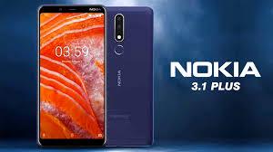 سعر ومواصفات هاتف Nokia 3.1 Plus