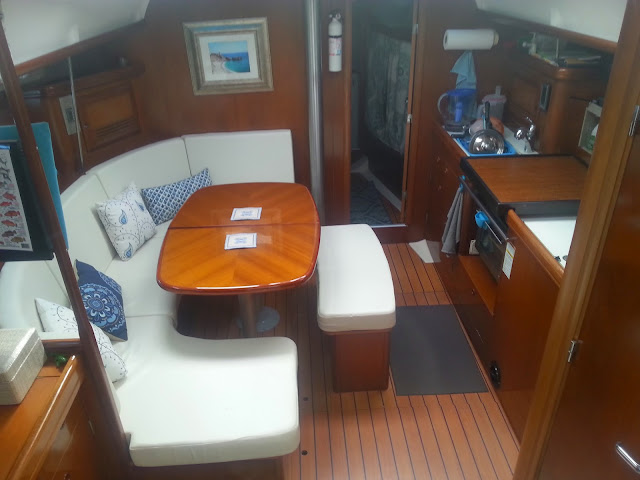 interior boat picture