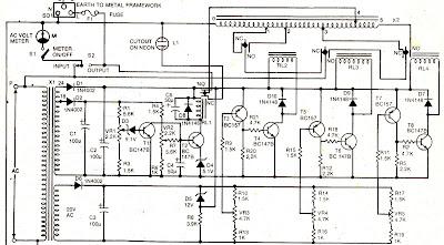 circuit diagram voltage source v guard voltage stabilizer circuit diagram #10