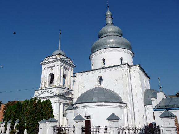 Нежин. Свято-Покровская церковь. 1765 г. Памятник архитектуры